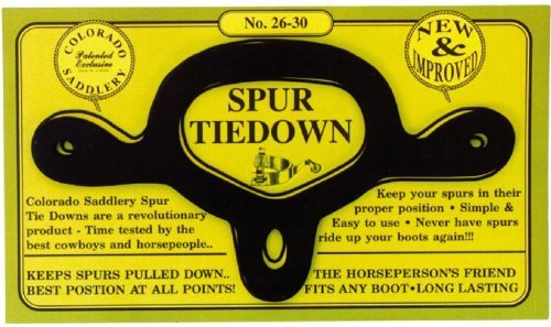 Colorado Saddlery The Spur Tie ()