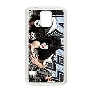 EROYI Rock Band Kiss Cell Phone Case for Samsung Galaxy S5