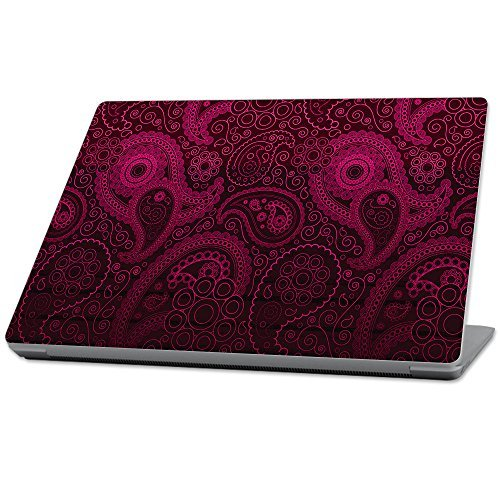 【最安値挑戦】 MightySkins Protective - Durable and (2017) Unique Vinyl Protective Decal wrap cover Skin for Microsoft Surface Laptop (2017) 13.3 - Paisley Pink (MISURLAP-Paisley) [並行輸入品] B0789CM67V, アスポ:e0cd4f4b --- a0267596.xsph.ru