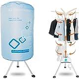 Concise Home eléctrica Secador Secafacil secamatic Secadora Portátil Secadora para Ropa Ronda