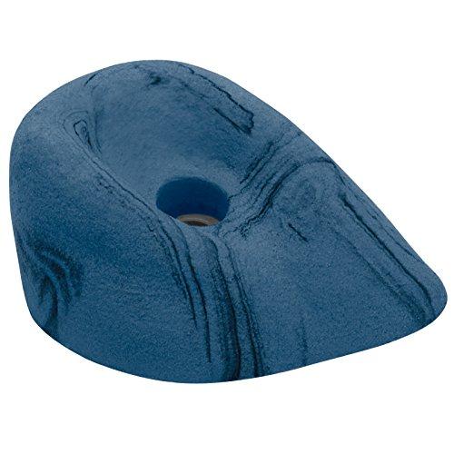 Klettergriff Größe L, Farbe:blau-meliert