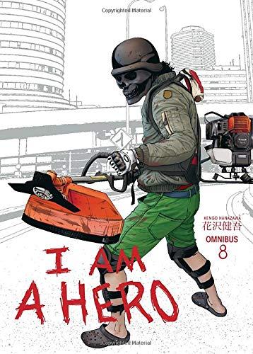 I Am a Hero Omnibus Volume 8
