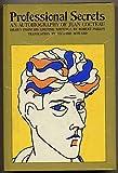 Professional Secrets: An Autobiography of Jean Cocteau