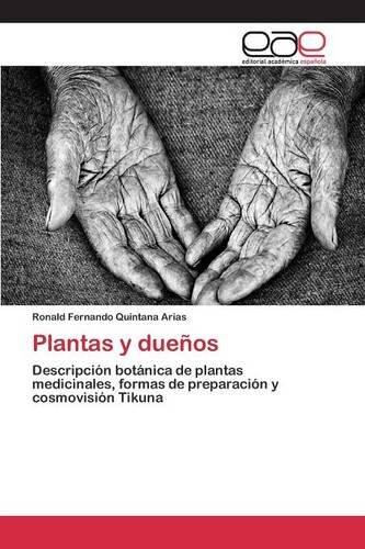 Descargar Libro Plantas Y Dueños Quintana Arias Ronald Fernando