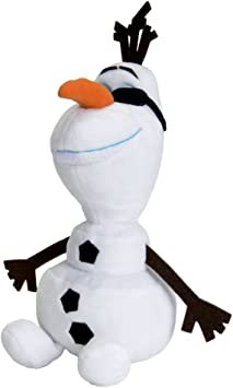 Disney Selección Olaf Verano Frozen | 27 cm | Peluche Figura ...