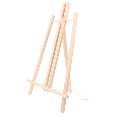 MENTIN Mini caballetes de madera - Tripode caballetes (parte ...