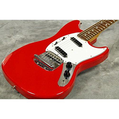 Fender Japan/MG69/MH Red B07DBHM57V