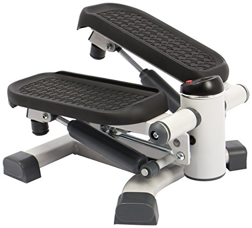 SportPlus 2 in 1 Dual Exercise Stepper – Fitness Stepper with Patented Switchover Technology