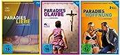 Paradies Trilogie ( alle 3 Teile - Liebe - Glaube - Hoffnung ) [Blu-ray]
