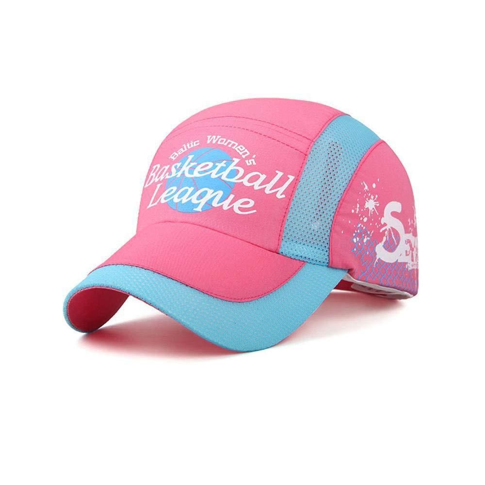 TTKJ Baseball Cap 2018 Summer Boys and Girls Games Fast Drying Cap Outdoor Sun Visor Cap