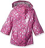 #10: Wippette Girls' Shiny Raindrop Rain Jacket