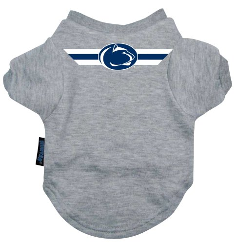 Hunter Mfg. LLP NCAA Penn State Nittany Lions Pet T-Shirt, Team Color, X-Large