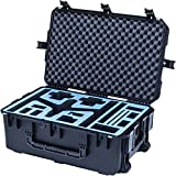 Go Professional Waterproof Travel Case For DJI Inspire 1 Drone Quadcopter and For Accessories