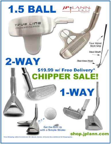 Most Popular Golf Chippers