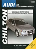 Audi A4 2002-2008 (Chilton's Total Car Care Repair Manual)