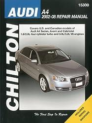 Audi A4 2002-2008 (Chilton's Total Car Care Repair Manual)