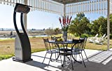 Bromic Heating Portable Radiant Infrared Patio