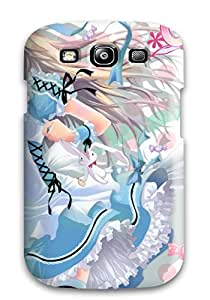 ChristopherBoyer Snap On Hard Case Cover Alice Wonderland Alice In Wonderland Animal Blush Cat Cheshire Cat Izumi Tsubasu Lolita Fashion Scan Thighhighs Protector For Iphone 5c