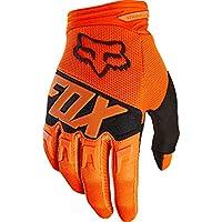 2018 Fox Racing Youth Dirtpaw Race Gloves-Orange-YXS
