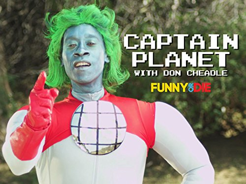 Amazon Com Captain Planet With Don Cheadle Don Cheadle