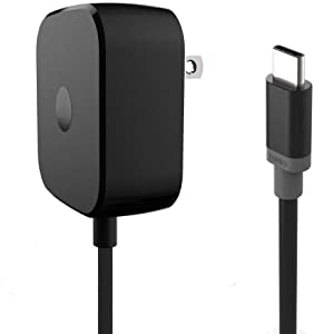 Turbo Fast 15W Wall Charger Works for Acer Liquid Jade Primo with Hi-Power USB Type-C Cable!