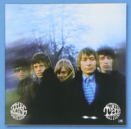 CD : The Rolling Stones - Between the Buttons (UK version) (Remastered)