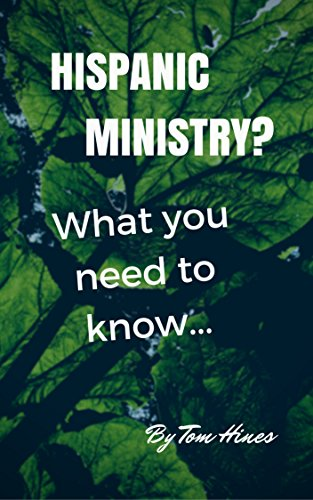 HISPANIC Elders of the church?: What you need to know...