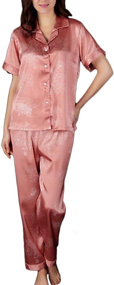 Pijamas para Mujer Hogar Cómodo Ropa Único Dormir Moda De ...