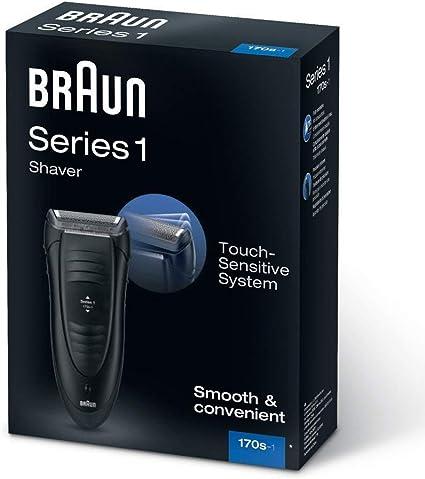 Braun 170S Series 1 Afeitadora Sistema FreeFloat: Amazon.es: Salud y cuidado personal
