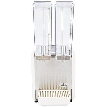 grindmaster (E29 - 4) - 18 L crathco Mini-Twin premezcla fría dispensador de bebidas: Amazon.es: Hogar