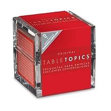 Table Topics Conversation Cards - Original Edition in Espanol