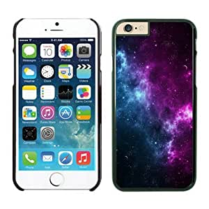 Galaxy Designs TPU Phone Case for Apple Iphone 6 Slim Protective Black Cover