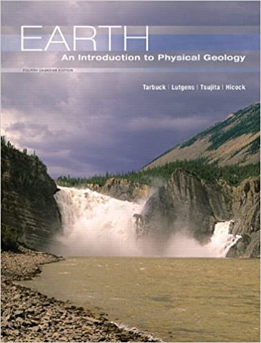 Earth an introduction to physical geology fourth canadian earth an introduction to physical geology fourth canadian edition plus mastering geology with pearson etext access card package 4th edition edward fandeluxe Gallery