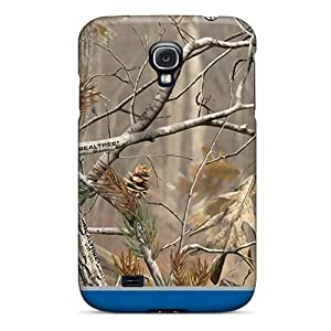 Shock Absorbent Hard Phone Case For Samsung Galaxy S4 (jWG4462Htgj) Unique Design Stylish Los Angeles Dodgers Image