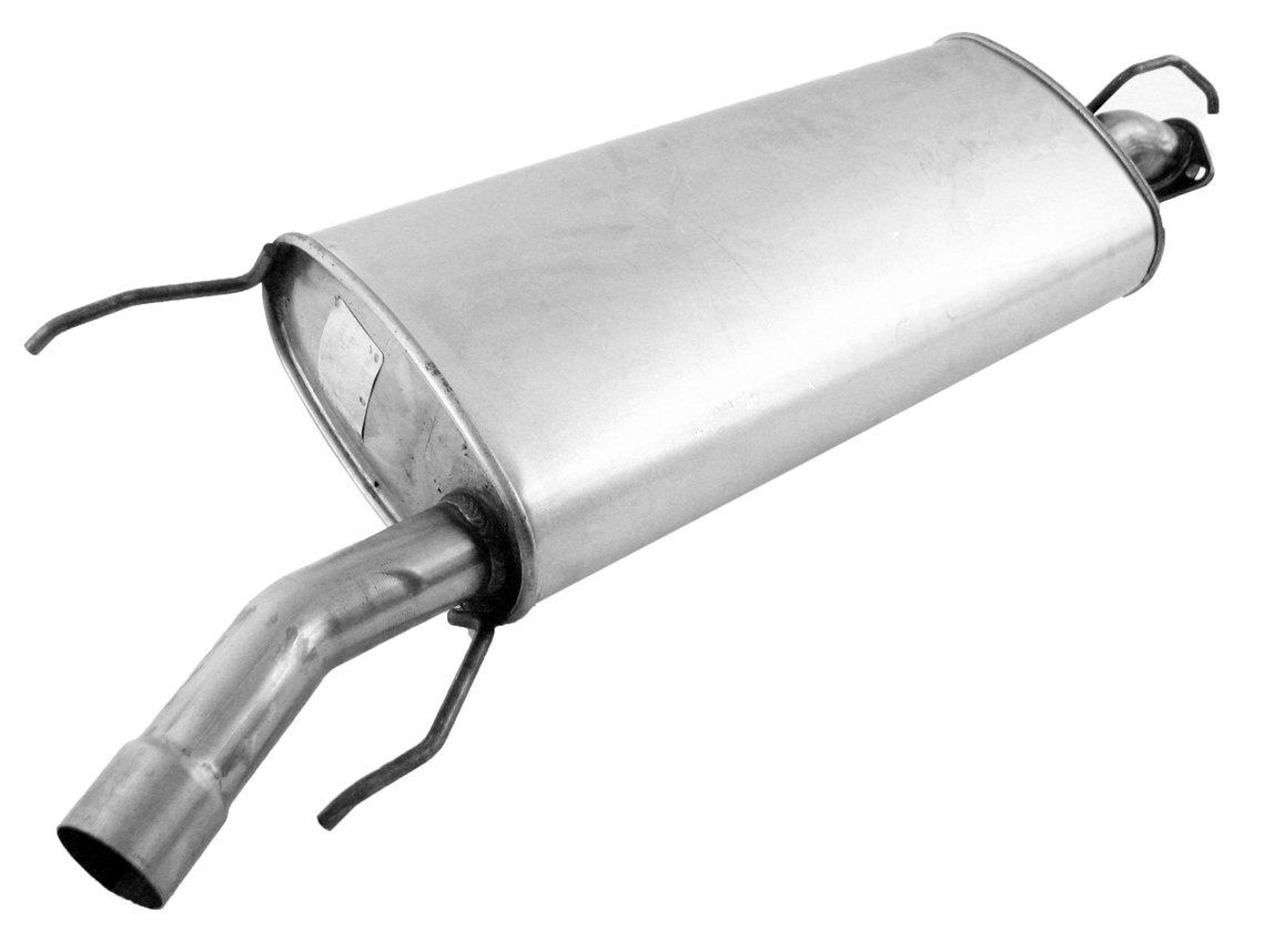 Walker 54721 Quiet-Flow Stainless Steel Muffler Assembly Tenneco