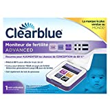 Clearblue Advanced Fertilty Monitor 1 Touch Screen Monitor,...