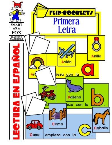 Primera Letra (Spanish - Alphabet Booklet