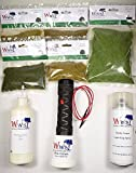 WWS - Micro Static Grass Applicator Scenery Kit MSK0001