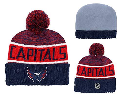 Ramon 2019 Sports New Washington Capitals Beanie Knit hat Cap