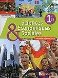 Sciences économiques et sociales 1re •ES * Coll. Passard & Perl