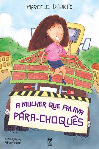 a-mulher-que-falava-para-choques-portuguese-edition