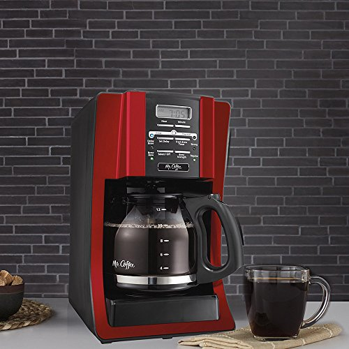 Mr Coffee Coffee Maker Bvmc Sjx36gt : Mr. Coffee BVMC-SJX36GT 12 Cup Programmable Coffeemaker