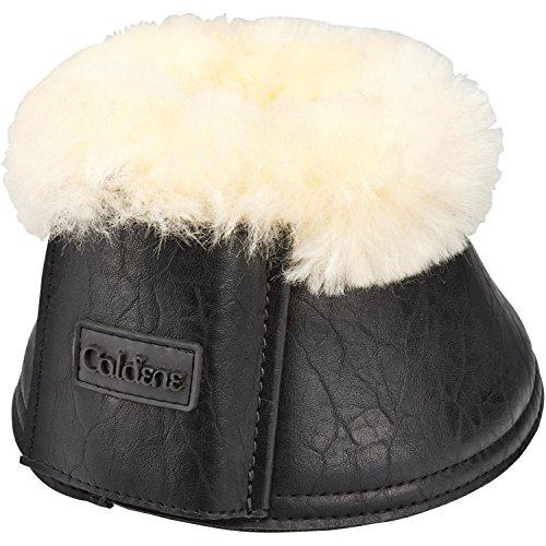 Noir Peau Mouton Vintage De Unisexe Portée En Plus Caldene Bottes wx8OAq