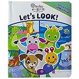 little einstein board books - Baby Einstein - Let's Look Little My First Look and Find - PI Kids