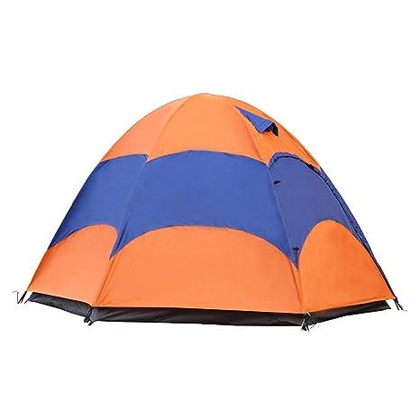 outdoor product Tienda De CampañA Al Aire Libre, con HexáGono Grande Doble Playa Camping Carpa