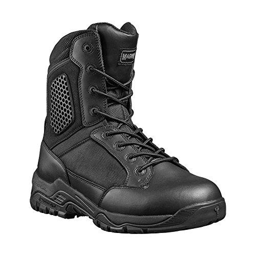 Magnum Lightweight Uniform - Magnum Mens Strike Force 8.0 Waterproof Uniform Boots (15 US) (Black)