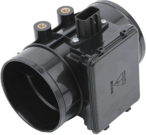 94 95 Air Flow Meter - Bapmic B3H713215R00 Mass Air Flow Meter Sensor for 94-98 Ford Aspire Mazda Protege 1.3L 1.5L L4
