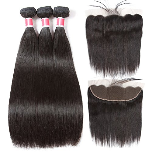 Brazilian-Straight-Hair-Lace-Frontal-Closure-with-Bundles-8A-Unprocessed-Human-Hair-Bundles-with-Closure-Brazilian-Straight-Hair-Natural-Color-16-18-2014-Frontal
