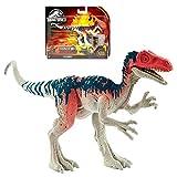 "Dino Rivals Coelurus Posable Dinosaur 4"""