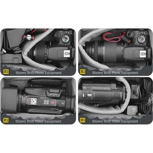 62daa143b1 Ruggard Onyx 35 Camera Camcorder Shoulder Bag